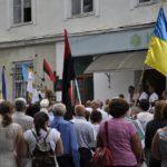 W Kijowie i innych miastach Ukrainy marsze ku czci UPA. Prezydent Poroszenko: wyczyny UPA przykładem na zawsze