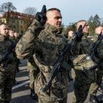 Na Podkarpaciu poza uzupełnieniem etatów podoficerów i oficerów praktycznie Brygada OT uzyskała pełne stany