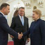 """Wizyta prezydenta Dudy na Litwie: """"Niektóre oczekiwania są zbyt wygórowane…"""""""
