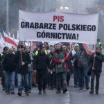 """KWK """"Krupiński"""" – informacja po demonstracji 5.04.2018 przed Min. Energii [WIDEO]"""