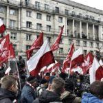 """Narodowcy podpisali Deklaracje Niepodległości: """"Wyprowadzimy Polskę z Unii Europejskiej"""""""