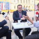 Ukraiński dziennikarz W. Portnikow w rozmowie z K. Skowrońskim we Wnet.fm. Stosunek do prawdy historycznej.