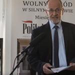 """Andrzej Wilk, """"Wyzwania dla Polski wynikające z powstawania społeczeństwa informacyjnego"""""""
