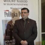 Andrzej Wronka, Cybernetyczne podejście do procesu psychomanipulacji [WIDEO]