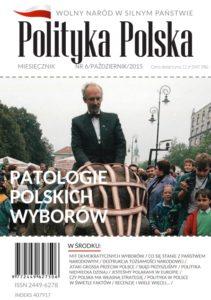 Polityka Polska, Nr 6/2015 Nr 6 2015