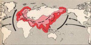 Amerykańska strategia i cele konfliktu na Ukrainie Rimland 1