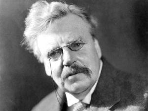 Na sobotę Chesterton: Skamieliny purytanizmu ches