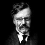 """Na sobotę Chesterton: """"O bluźniercach"""""""