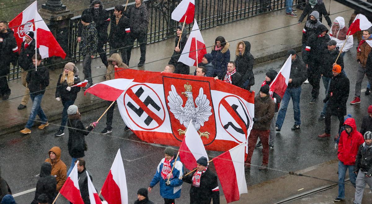 Nazi German Death Camps marsz niepodl 2017 2