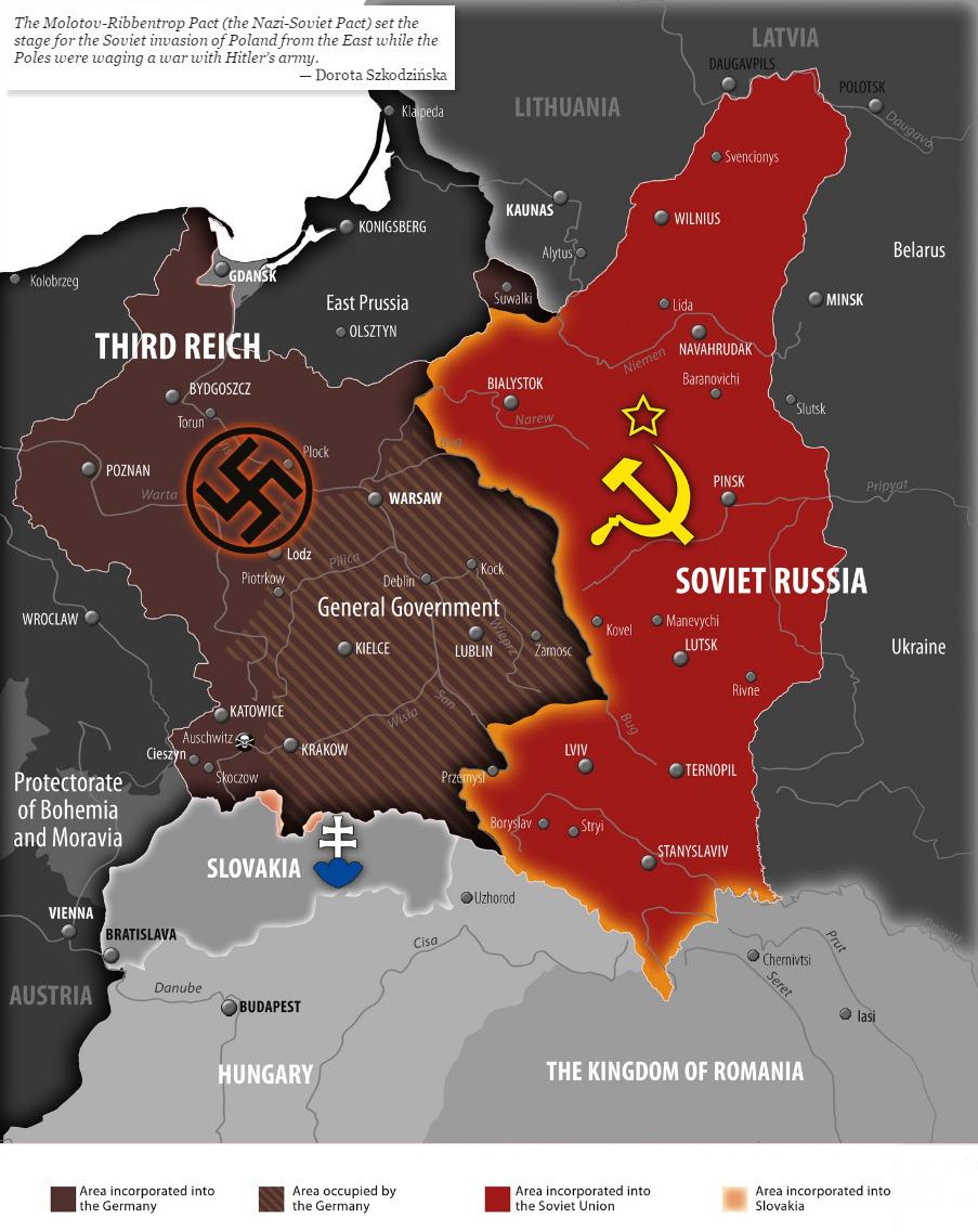 Nazi German Death Camps nazi soviet invasion on Poland