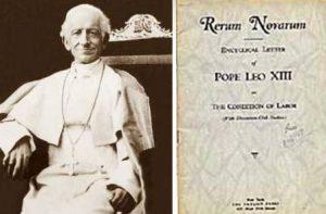 Środowe lekcje o pieniądzu: Kredyt Społeczny a Nauka Społeczna Kościoła (NSK) Leon XIII Rerum Novarum