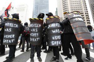 Miliony dla Antify! Ujawniono kto im płaci. Lista nazwisk i organizacji Antifa America
