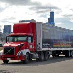 """Pierwszy wyjazd ciężarówki """"German Death Camps"""" na ulice Chicago [WIDEO]"""