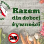 """""""Razem dla dobrej żywności. Stop GMO."""" w TVP [WIDEO]. 13 czerwca posiedzenie Komisji Rolnictwa !!"""