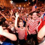 Chorwacja: 550 tys. osób celebrowało w Zagrzebiu wicemistrzostwo świata [WIDEO]