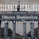 """ZAPROSZENIE: Czwartek 8 listopada – red. Marek Wolski: """"Dlaczego Polacy w Niemczech nie są zjednoczeni?"""""""
