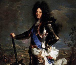 Rozważania o kapitalizmie w 100-lecie odzyskania niepodległości: Cz.3 [Merkantylizm czyli o pracy i naturze pieniądza] Ludwik XIV Krol Slonce