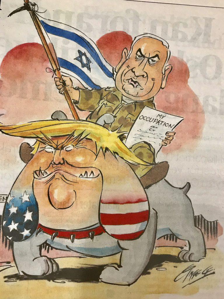 Były sekretarz stanu USA: Netanjahu kilka razy wykiwał Trumpa wykorzystując dezinformację IMG 5505