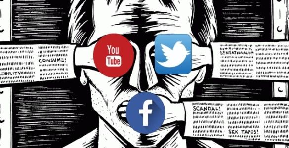 2010-2020 Wzrost potencjału dla wywołania światowej pandemii strachu co najmniej o 700% Social media cenzura