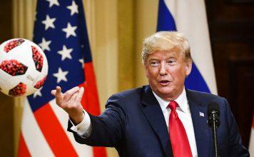 PolitykaPolska Trump ball