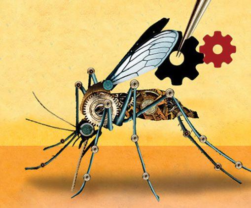 Szczepionka: Gates promuje zakazaną technikę gene drive CRISPR