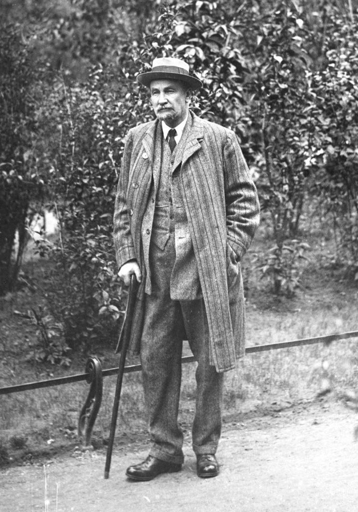 1920-2020 - Niech przemówią świadkowie (5) OSTATNIE DNI GEN. T. ROZWADOWSKIEGO gen Tadeusz Jordan Rozwadowski o lasce 1