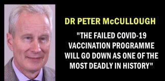 PolitykaPolska Dr Peter McCullough Program szczepien C 19 jeden z najbardziej smiertelnych