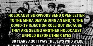 PolitykaPolska List ofiar holocaustu do rzadu kowid