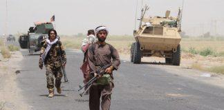 PolitykaPolska USA w Afganistanie i Talibowie