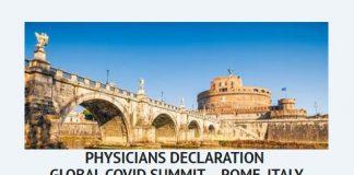 PolitykaPolska Deklaracja lekarzy i naukowcow Rzym 2021