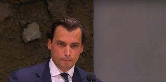 PolitykaPolska Thierry Baudet wrzesien 2021 Holandia
